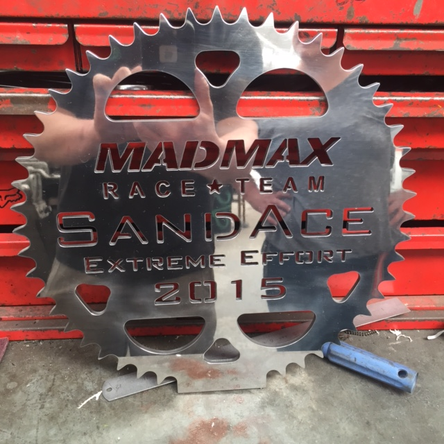 MADMAX trophy